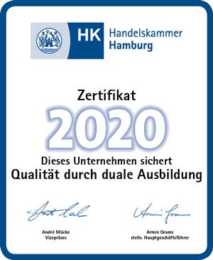 Ausbildungszertifikat2020